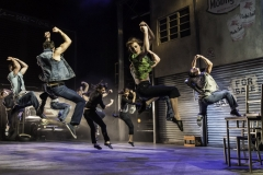 THE CARMAN by Bourne,          , Choreography and Direction - Mathew Bourne, Music- Bizet, Designs - Lez Brotherston, Churchill Theatre, Bromley, London, UK, 2015, Credit - Johan Persson/